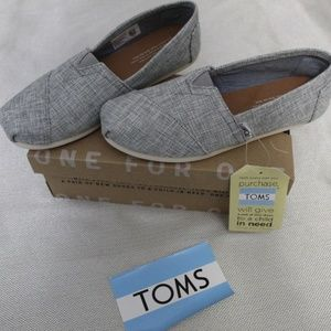 NEW Tom Shoes